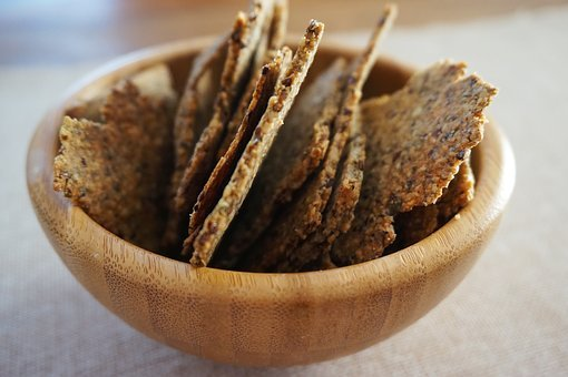Crackers, Food, Snack, Healthy, Eating, Meal, Tasty