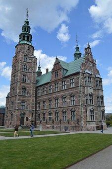 Rosenborg Castle, Copenhagen, Denmark, Rosenborg