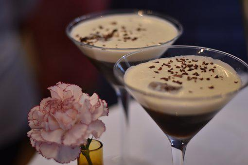 Drink, Chocolate, Coctail