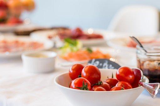 Brunch, Breakfast, Tomatoes, Healthy, Food, Nutrition