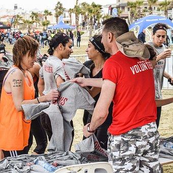 Volunteer, Event, Volunteering, Giving, Selflessly