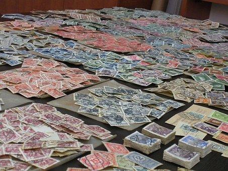 Stamps, Stamp Lot, Philatelic Lot, Philatelic