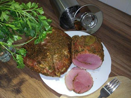 Szynkowar, Meat, Plate