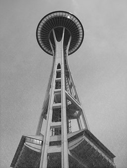 Space Needle, Seattle, Museum