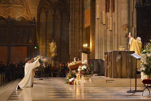 Notre-dame Cathedral, Catholic, Church, Cathedral, Dame