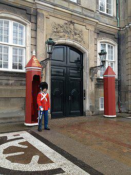 Royal Life Guards, Denmark, Danish Royal Guards