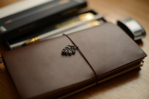 Traveler's Notebook, Notes, Calendar, Schedule, Diary
