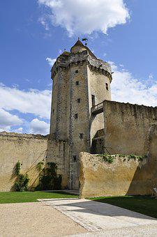 Dungeon Of Blandy Les Tours, Seine And Marne, France