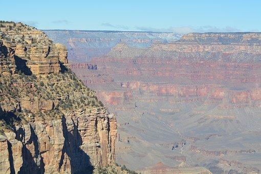 Usa, Grand Canyon, Gorge, Arizona, Nature