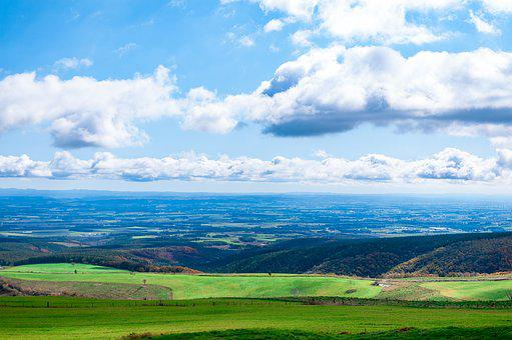 Hokkaido, Japan, Natural, Landscape, Earth, Green