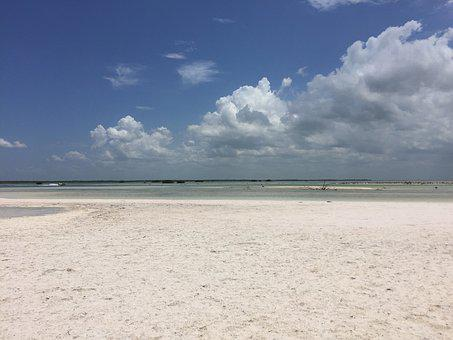 Holbox Beach 2, Qroo, Mexico