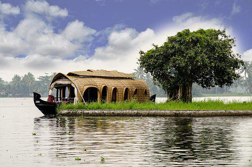 Kerala Houseboat, Houseboat Booking, Houseboat Package