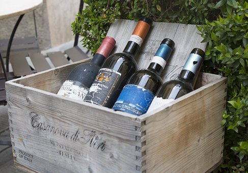 Wines, Tuscany, Montalcino, Made In Italy, Red Wine