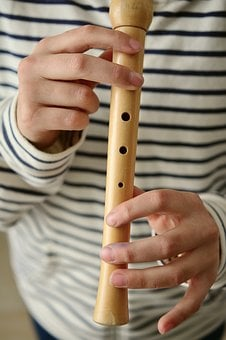Flute, Recorder, Play The Flute, Musical Instruments