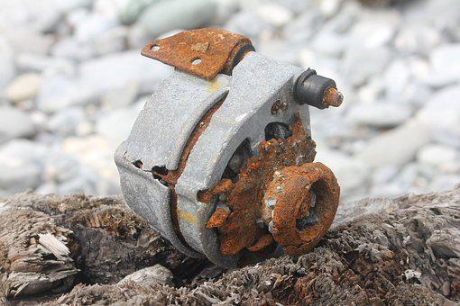 Stainless, Rusty, Rusty Object, Rusted, Object, Old