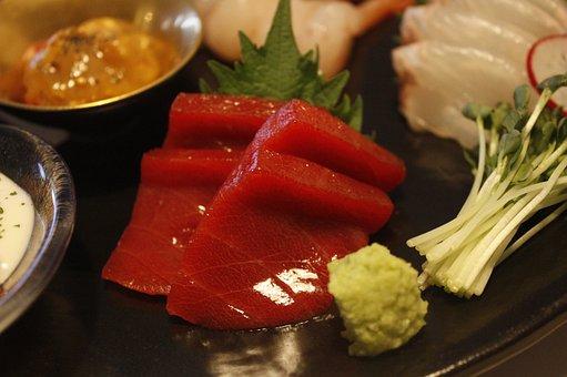Tuna Party, Time, Sushi, Tuna, Fish, Tuna Belly Fat