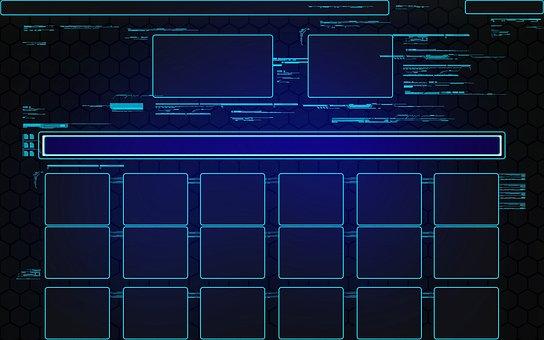 Technology, Ui, User Interface, Tech, Hologram