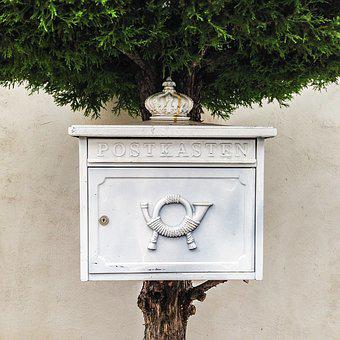 Letter Boxes, Mailbox, Box, Post, Post Mail Box