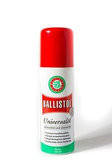 Ballistol, Oil, Weapons, Lubricant, Mechanics, Studio