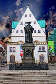 Lutherstadt, Eisleben, Saxony-anhalt, Germany