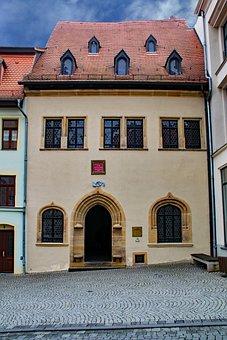 Lutherstadt, Eisleben, Martin Luther, Death House