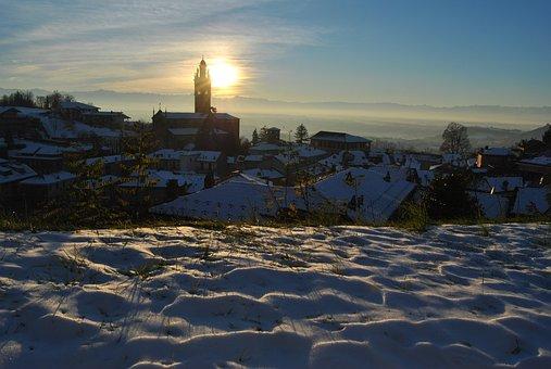 Langhe, Monforte, Piedmont