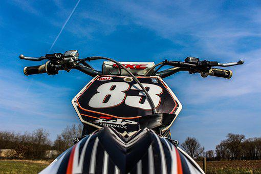 Motocross, Ktm, Motorcycle Sport, Stress, Energy, Sport