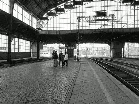 Legnica, Railway Station, Pkp1