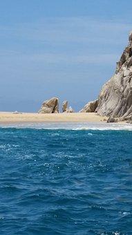 Cabo, Beach, Vacation, Sea, Travel, Ocean, Sky, Nature