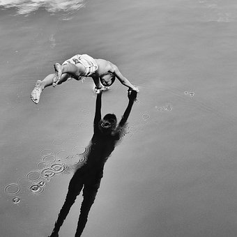 Touch Of Your Shadow, Jump Into The Water, Touch