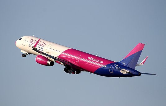 Planespotting, Wizzair, Aviation