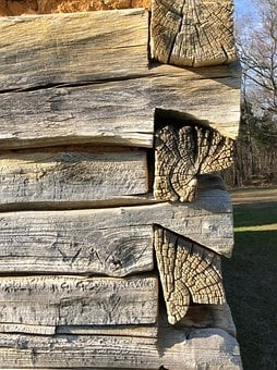 Shiloh, Wooden, Cabin