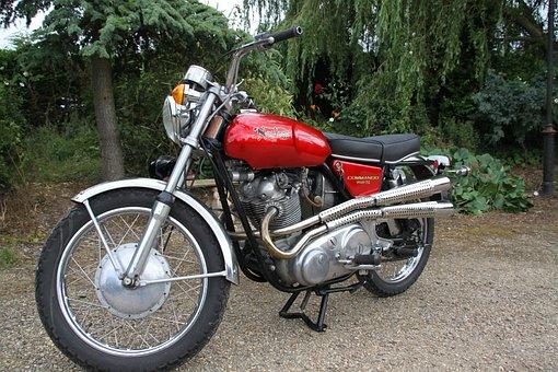 Norton Commando, S Type, 1969, Classic British