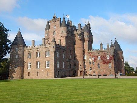 Glamis, Forfar, Scotland, Castle