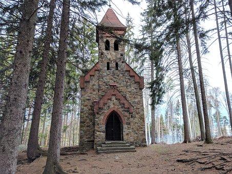 Głuchołazy, Chapel, St John The Baptist, Anna