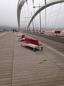 Bridge, Lyon, Confluence