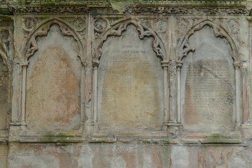Holyrood Church, Southampton, England, Ten Commandments