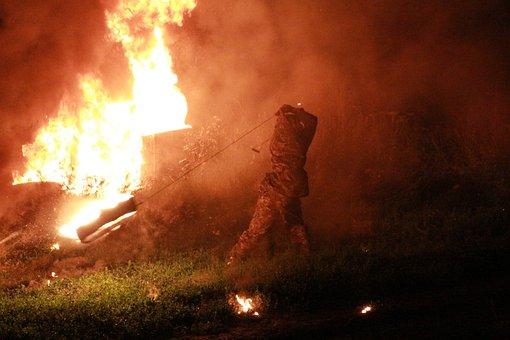 Fire, Extreme, Burn, Ivan Kupala