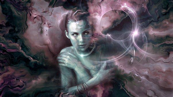 Fantasy, Female, Fairytale, Mystical, Magic, Beauty