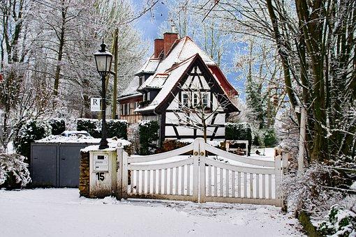 Lower-erlenbach, Frankfurt, Hesse, Germany, Under Mill