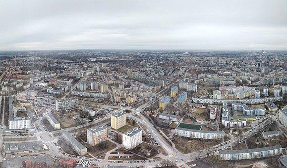 Wroclaw Panorama, Panorama Wroclaw