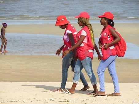Mulher Moçambicana, Pita, Mozambique, Mulheres, Girls