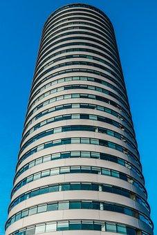 World Port Center, Rotterdam, Port, Skyscraper