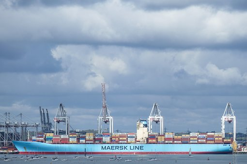 Container Ship, Ship, Container, Delete, Port, Shipping