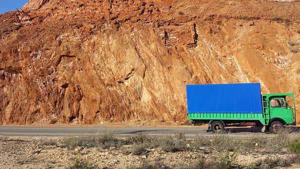 Truck, Mines, Monteponi