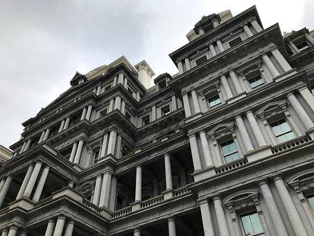 Office, Washington, Executive, Architecture, District