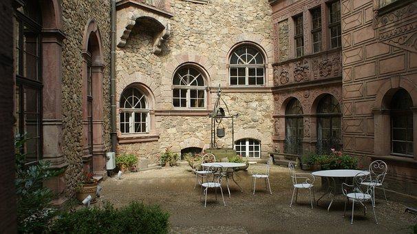 Castle, Książ, Poland, Tourism, Monuments, Castle Książ
