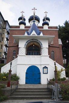 Church, Seattle, Washington