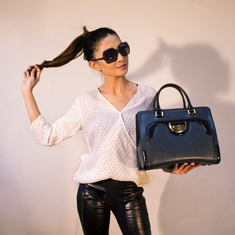 Handbags, Fashion, Editorial, Woman, Stylish, Lady