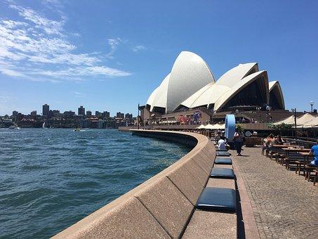 Sydney, Harbour, Opera, House, Opera House